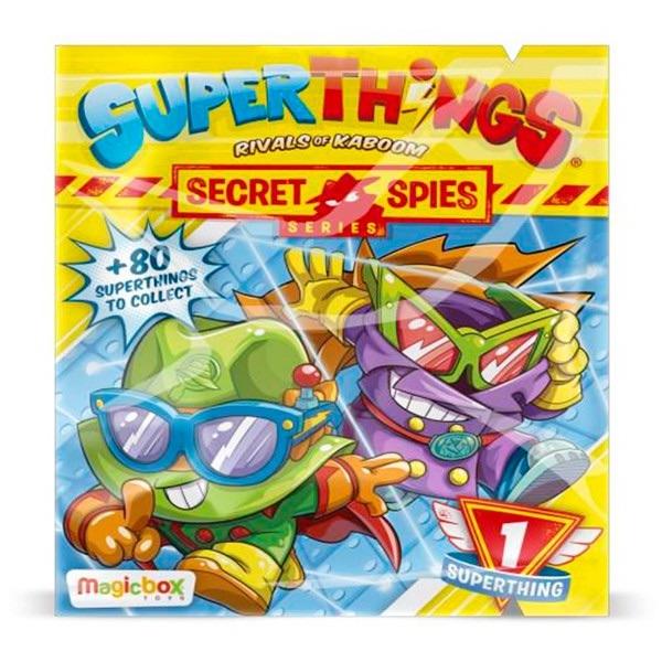 superthings-secret-spies-sobre coleccionable